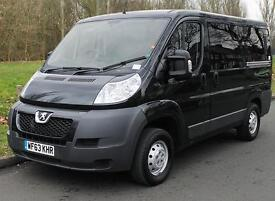 2014(63) PEUGEOT BOXER 2.2 HDi CHAIRLIFT WHEELCHAIR ACCESSIBLE VEHICLE