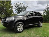 Land Rover Freelander 2, Automatic 2.2 TD4 GS 4X4 5dr