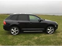 2005 PORSCHE CAYENNE 3,2 V6 AUTO, TURBO LOOKS, FSH, 2 KEYS, HPI CLEAR, TOP SPEC, PART EX WELCOME