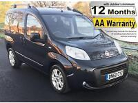 2011(60) FIAT QUBO 1.3D SIRUS SWITCH DRIVEFROM OR UPFRONT AUTO WHEELCHAIR ACCESS