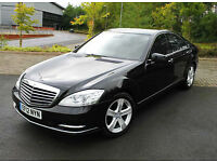 2012(12) MERCEDES BENZ S CLASS S350 CDi BLUETEC SALOON AUTO ~ 2 YEAR WARRANTY
