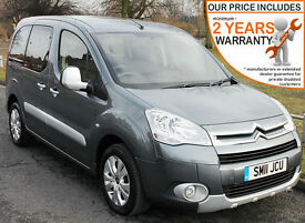 2011(11) CITROEN BERLINGO 1.6 HDi MULTISPACE PLUS WHEELCHAIR ACCESSIBLE VEHICLE