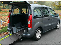 2011(60) PEUGEOT PARTNER 1.6 HDi S TEPEE LOW FLOOR WHEELCHAIR ACCESS ~ AIRCON