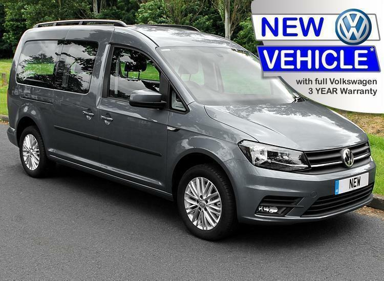 brand new volkswagen caddy 1 4 tsi 125ps maxi life plus. Black Bedroom Furniture Sets. Home Design Ideas