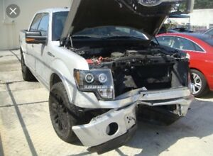 WANTED I buy damaged salvage or broken ford trucks