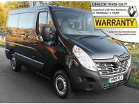 2016(16) RENAULT MASTER 2.3 DCi BUSINESS 6 SEAT WHEELCHAIR ACCESSIBLE CHAIRLIFT