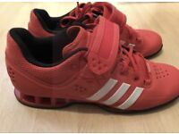Weightlifting shoes Adidas adipower