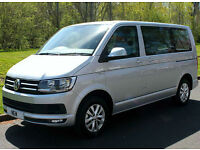 BRAND NEW VOLKSWAGEN CARAVELLE T6 2.0 TDi 150 SE CHAIRLIFT WHEELCHAIR ACCESSIBLE