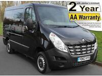 2014(63) RENAULT MASTER 2.3 DCi CHAIRLIFT WHEELCHAIR ACCESSIBLE VEHICLE