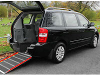 2012(61) KIA SEDONA 2.2 CRDi 1 LOW FLOOR WHEELCHAIR ACCESSIBLE ~ NEW CONVERSION