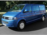 2014(14) VW SHUTTLE SE 2.0 TDi LWB CHAIRLIFT WHEELCHAIR ACCESS ~ NEW CONVERSION