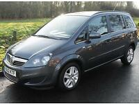 2012(12) VAUXHALL ZAFIRA 1.8 EXCLUSIV AUTO LOW FLOOR WHEELCHAIR ACCESSIBLE