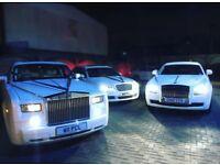 Luxury & Vintage Wedding Car Hire