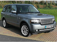 2013(62) RANGE ROVER 4.4 TDV8 WESTMINSTER SPECIAL EDITION AUTO ~ 2 YEAR WARRANTY