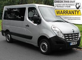2015(64) RENAULT MASTER 2.3 DCi CHAIRLIFT WHEELCHAIR ACCESSIBLE VEHICLE