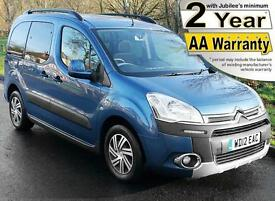2012(12) CITROEN BERLINGO 1.6 HDi XTR MULTISPACE AIRDREAM AUTO WHEELCHAIR ACCESS