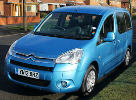 2012(12) CITROEN NEW BERLINGO 1.6 HDi MULTISPACE VTR WHEELCHAIR ACCESS ~ AIRCON