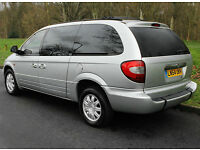 2005(54) CHRYSLER GRAND VOYAGER 3.3 LTD XS AUTO LOW FLOOR WHEELCHAIR ACCESSIBLE