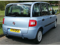 2011(11) FIAT MULTIPLA 1.9 JTD BROTHERWOOD DYNAMIC WHEELCHAIR ACCESSIBLE VEHICLE