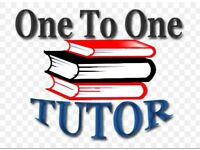 ENGLISH TUTOR £20 PH