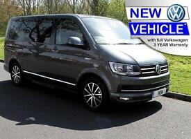 BRAND NEW T6 CARAVELLE EXECUTIVE 2.0 TDi DSG AUTO CHAIRLIFT WHEELCHAIR ACCESS