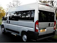 BRAND NEW FIAT DUCATO MWB 2.3 ECOJET HIGH ROOF AX-S WHEELCHAIR ACCESSIBLE