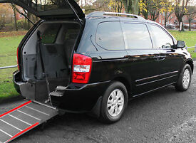 2011(60) KIA SEDONA 2.2 CRDi 2 LIBERTY AUTO LOW FLOOR WHEELCHAIR ACCESSIBLE