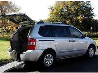 2008(08) KIA SEDONA CRDi LS LIBERTY LOW FLOOR WHEELCHAIR ACCESSIBLE VEHICLE
