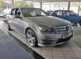 Mercedes-Benz C350 3.0CDI ( 261bhp ) Blue F ( COM ) 7G-Tronic Plus 2013MY CDI