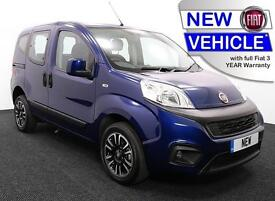 BRAND NEW FIAT QUBO 1.4 LOUNGE LIBERTY WHEELCHAIR ACCESSIBLE VEHICLE