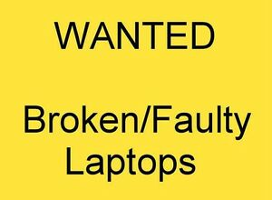 CASH for broken/unwanted/working not working laptop or computers