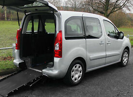 2011(11) PEUGEOT PARTNER 1.6 HDi S TEPEE LOW FLOOR WHEELCHAIR ACCESSIBLE VEHICLE