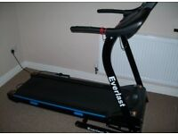 *****Treadmill Everlast XV10 (rrp £999) ******