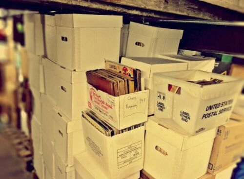 Lot of 50 45rpm Records Albums Wholesale Collectors Grab Bag Mystery Titles Rare