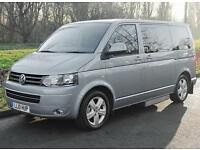 2010(10) VOLKSWAGEN CARAVELLE 2.0 BiTDi EXECUTIVE DSG AUTO WHEELCHAIR ACCESSIBLE