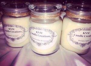 Custom Wedding & Event Favors   l  SOY CANDLES Ocean Reef Joondalup Area Preview