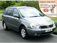 2010(10) KIA SEDONA 2.2 CRDi 2 LIBERTY AUTO LOW FLOOR WHEELCHAIR ACCESSIBLE