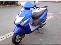 Honda Lead 110cc Quick sale £450 good for delivery/couriers
