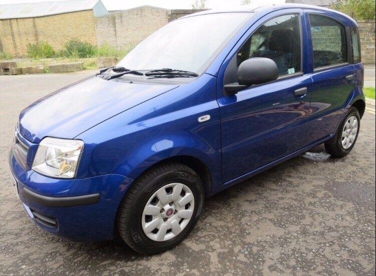 Fiat panda 1.2 (2007) low miles 5door service history