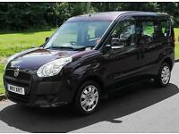 2011(11) FIAT DOBLO 1.4 DYNAMIC WAV EVOLUTION WHEELCHAIR ACCESSIBLE VEHICLE