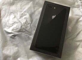 iPhone 8 Plus Voda 256GB Space Grey Brand New