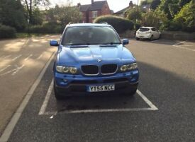 2005 (55 REG) BMW X5 3.0D SPORT AUTOMATIC
