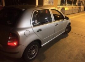Skoda fabia mk1 mot first car quick sale 400