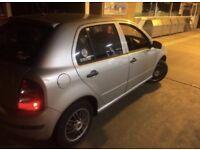 Skoda fabia mk1 mot first car quick sale 400