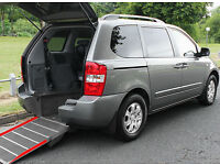 2010(10) KIA SEDONA 2.2 CRDi 2 LIBERTY AUTO LOW FLOOR WHEELCHAIR ACCESSIBLE