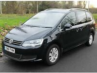 2012(61) VOLKSWAGEN SHARAN 2.0 TDi BLUEMOTION TECH SE NAVIGATION DSG AUTO