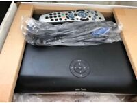 Sky HD box 500gb with mains and remote