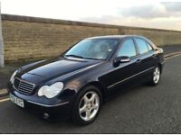 Mercedes 240 avantgarde auto £995