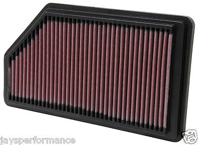 KN AIR FILTER (33-2200) REPLACEMENT HIGH FLOW FILTRATION - Kn Air Filter Cleaner