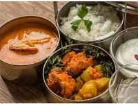 TIFFIN FOOD SERVICE 100% VEG AND NON VEG MEALS PROVIDED BASED IN SOUTHALL FREE DELIVERY